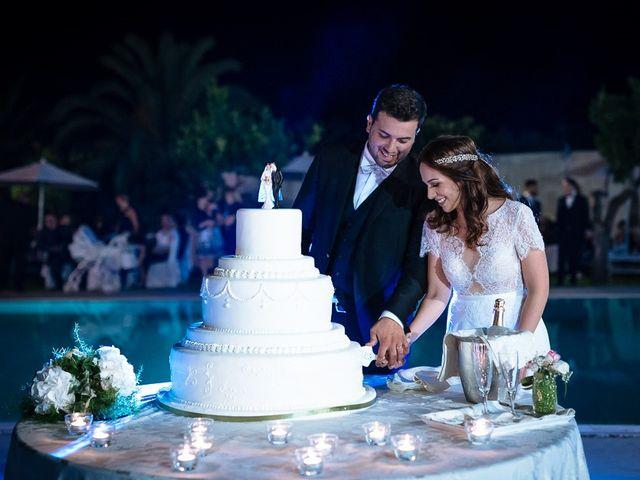 le nozze di Sara e Antonio