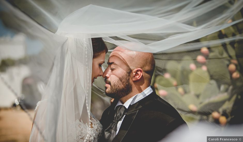 Il matrimonio di Giovanni e Monica a Ostuni, Brindisi