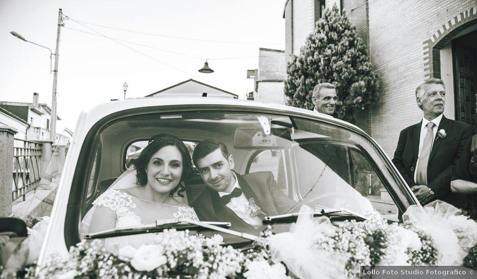 Il matrimonio di Walter e Francesca a Bovalino, Reggio Calabria