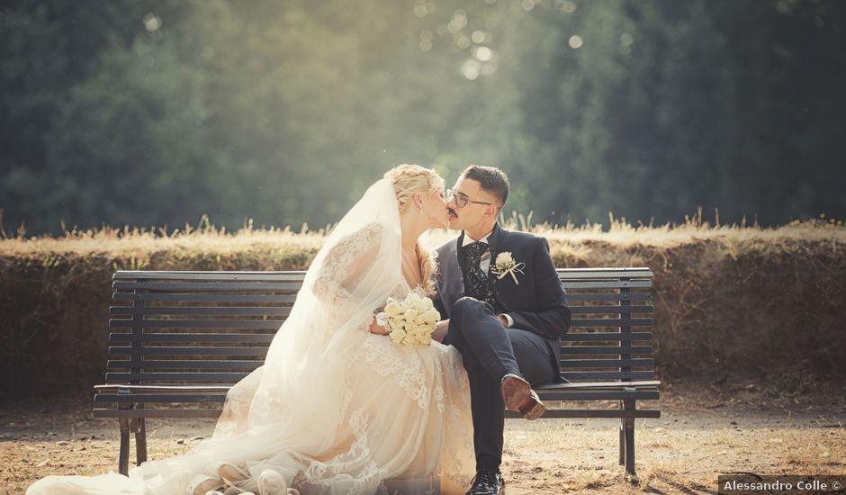 Il matrimonio di Alessia e Alessio a Lucca, Lucca