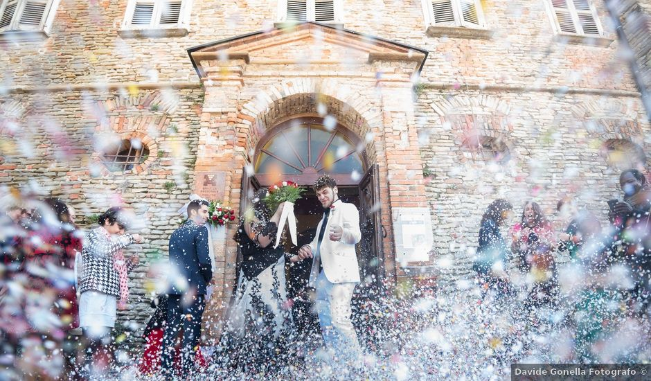 Il matrimonio di Giacomo e Cristina a Mango, Cuneo