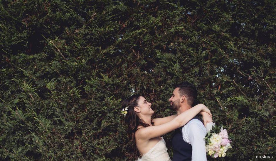 Il matrimonio di Andrea e Lucia a Povegliano Veronese, Verona