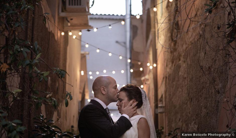 Il matrimonio di Massimo e Ada a Siracusa, Siracusa
