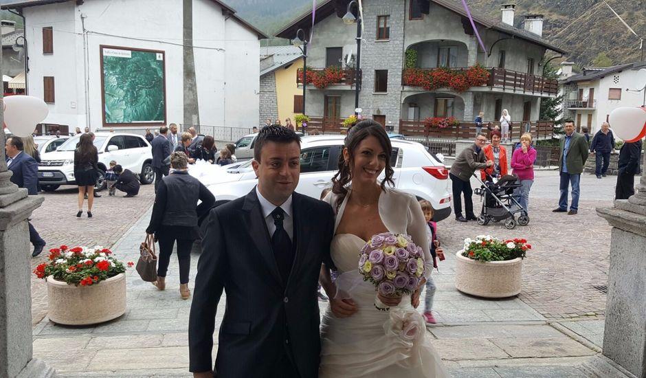 Il matrimonio di michele e veronica a Antrona Schieranco, Verbania
