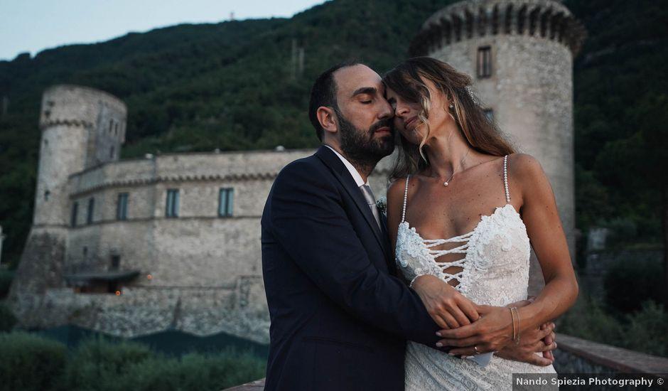 Il matrimonio di Massimo e Giulia a Castellammare di Stabia, Napoli