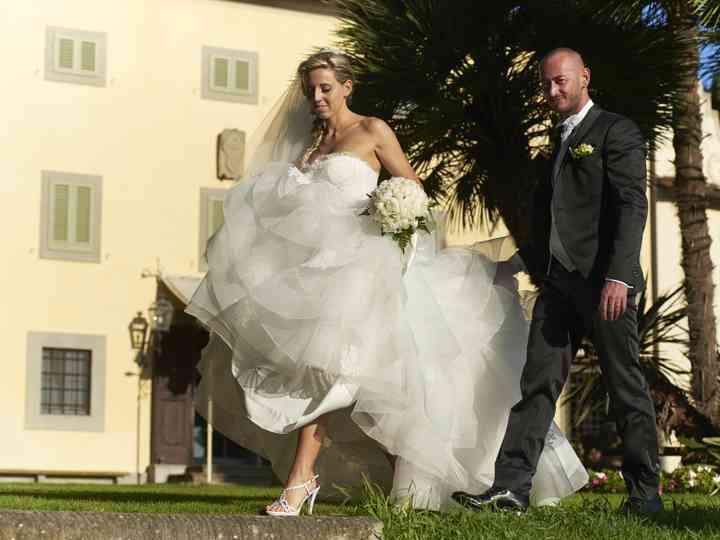Le nozze di Sara e Luigi