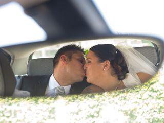 Le nozze di Chiara e Carlo