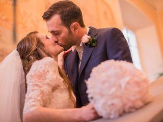 Le nozze di Anastasia e Fabio