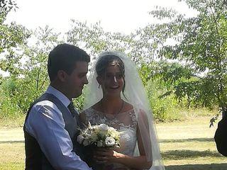 Le nozze di Denise  e Samuele  1
