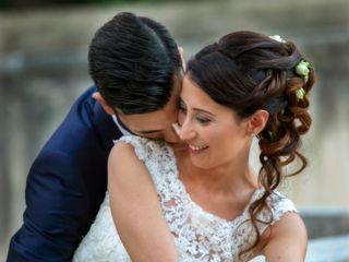 Le nozze di Lilly e Gianluca