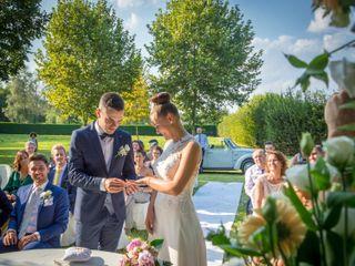 Le nozze di Federico e Sabina