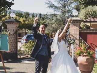 Le nozze di Angelo e Jessica 1