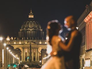 Le nozze di Angelo e Jessica