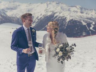 Le nozze di Emelie e Alexander