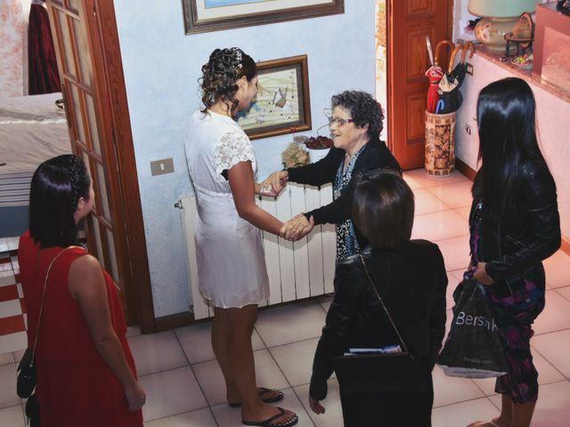 Il matrimonio di Dimitry e Federica a Sestu, Cagliari 21