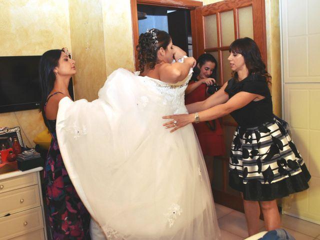 Il matrimonio di Dimitry e Federica a Sestu, Cagliari 25