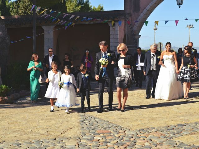 Il matrimonio di Dimitry e Federica a Sestu, Cagliari 58