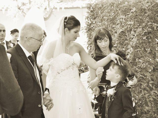 Il matrimonio di Dimitry e Federica a Sestu, Cagliari 60
