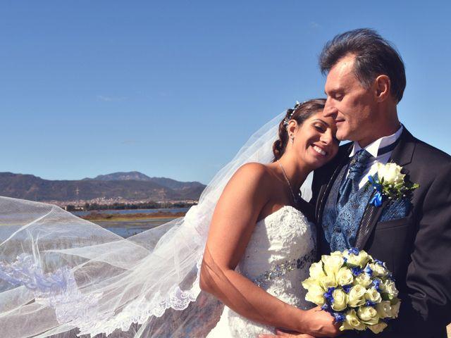 Il matrimonio di Dimitry e Federica a Sestu, Cagliari 92