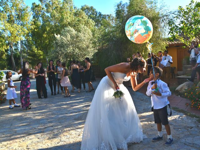 Il matrimonio di Dimitry e Federica a Sestu, Cagliari 130