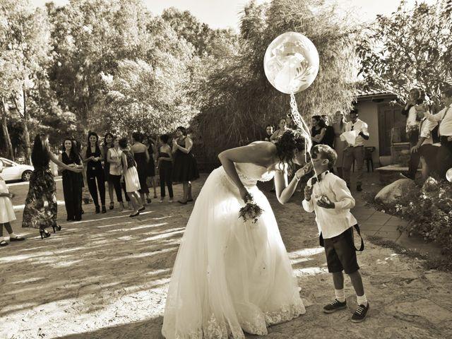 Il matrimonio di Dimitry e Federica a Sestu, Cagliari 131