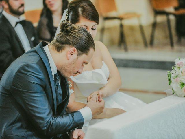 Il matrimonio di carmine e stefania a Manfredonia, Foggia 2