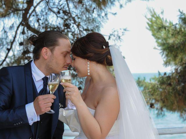 Il matrimonio di carmine e stefania a Manfredonia, Foggia 8