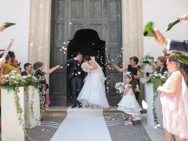 Il matrimonio di carmine e stefania a Manfredonia, Foggia 25