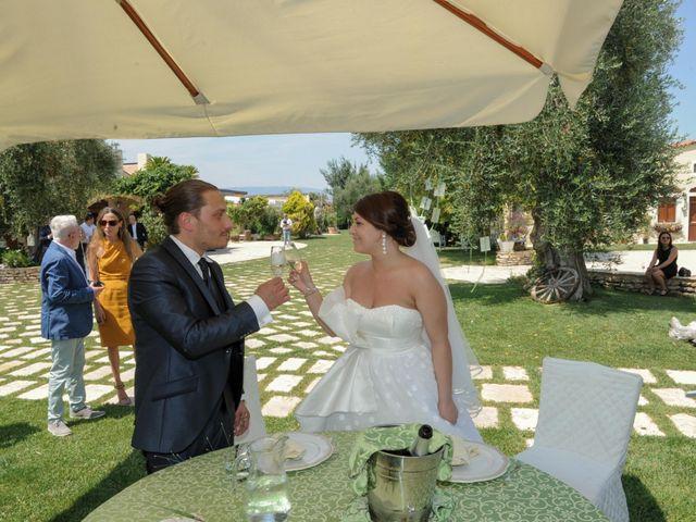 Il matrimonio di carmine e stefania a Manfredonia, Foggia 28