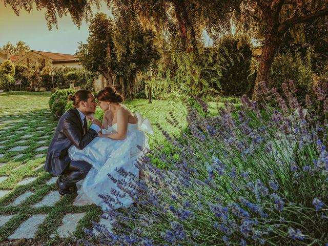le nozze di stefania e carmine