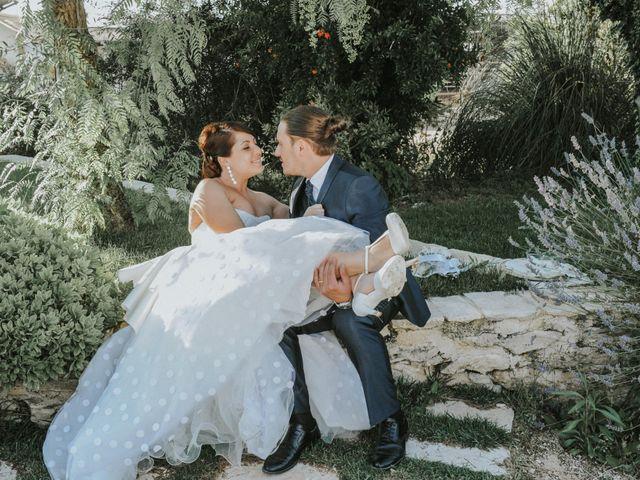 Il matrimonio di carmine e stefania a Manfredonia, Foggia 29