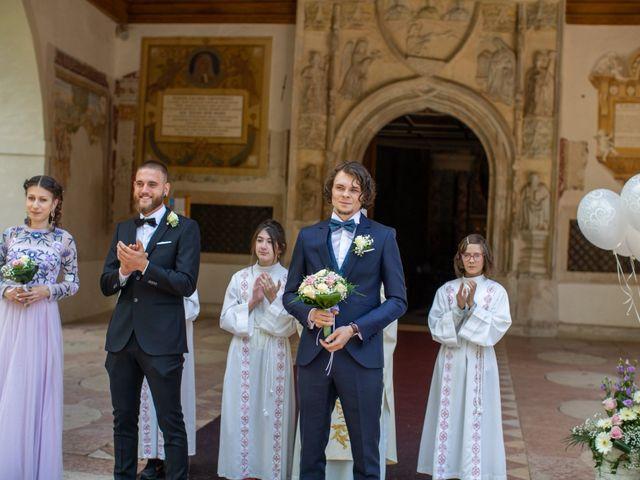 Il matrimonio di Luca e Genny a Cavalese, Trento 4