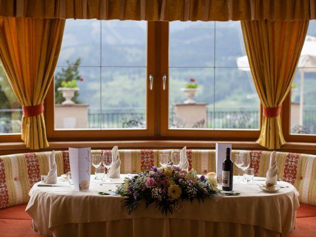 Il matrimonio di Luca e Genny a Cavalese, Trento 6