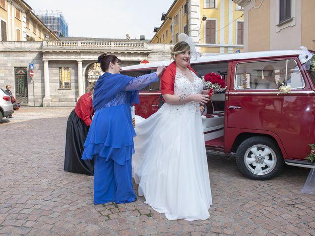 Il matrimonio di Matteo e Roberta a Varese, Varese 5