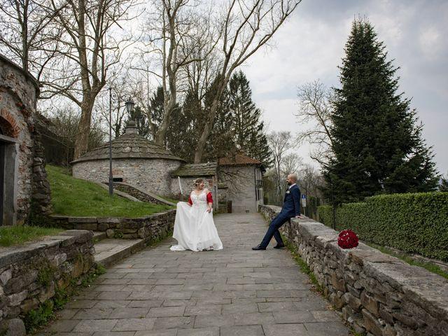Il matrimonio di Matteo e Roberta a Varese, Varese 6