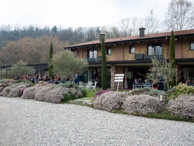 Il matrimonio di Matteo e Roberta a Varese, Varese 8