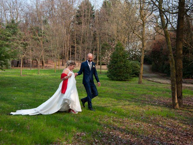 Il matrimonio di Matteo e Roberta a Varese, Varese 12