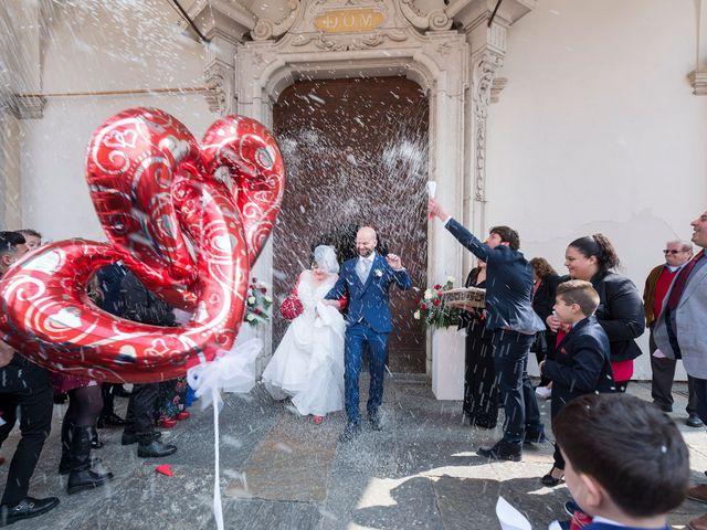 Il matrimonio di Matteo e Roberta a Varese, Varese 18