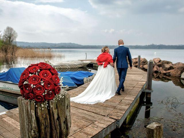 Il matrimonio di Matteo e Roberta a Varese, Varese 19