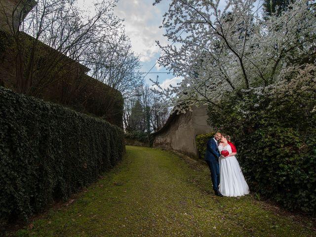 Il matrimonio di Matteo e Roberta a Varese, Varese 20
