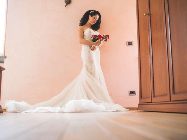 Il matrimonio di Davide e Sarah a Villar Perosa, Torino 14