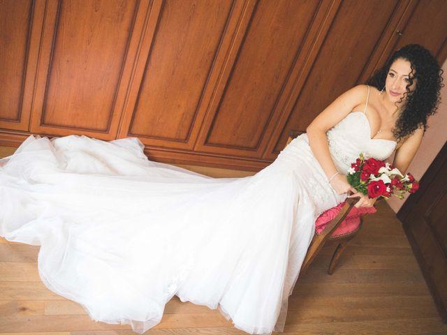 Il matrimonio di Davide e Sarah a Villar Perosa, Torino 15
