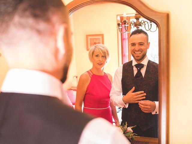 Il matrimonio di Davide e Sarah a Villar Perosa, Torino 19