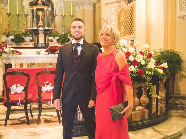 Il matrimonio di Davide e Sarah a Villar Perosa, Torino 25