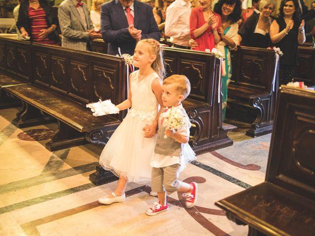 Il matrimonio di Davide e Sarah a Villar Perosa, Torino 26