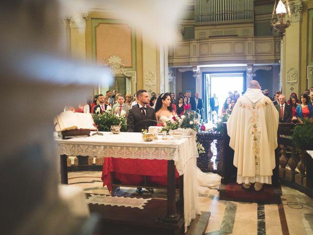 Il matrimonio di Davide e Sarah a Villar Perosa, Torino 28