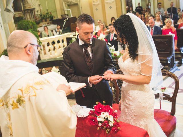 Il matrimonio di Davide e Sarah a Villar Perosa, Torino 31