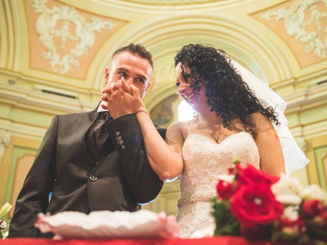 Il matrimonio di Davide e Sarah a Villar Perosa, Torino 32