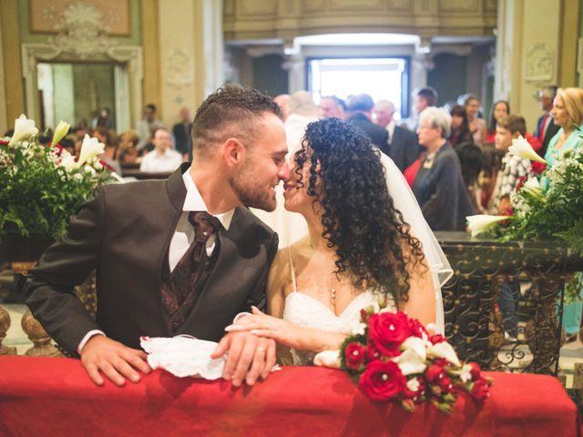 Il matrimonio di Davide e Sarah a Villar Perosa, Torino 33