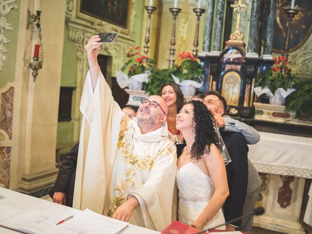 Il matrimonio di Davide e Sarah a Villar Perosa, Torino 34
